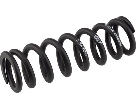 "Cane Creek VALT Lightweight Steel Spring (For Coil Shocks) (3.5"" x 300lbs)"