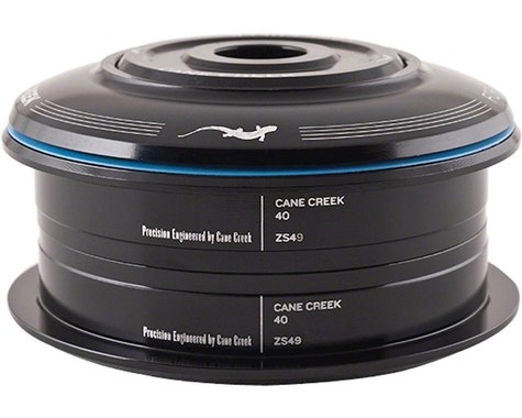 Cane Creek 40 Conversion Headset (Black) (ZS49) (28.6/30mm)