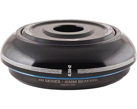 Cane Creek 40 Short Cover Top Headset (Black) (IS41) (28.6mm)