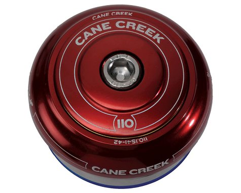 Cane Creek 110 Series Integrated Headset (Red)