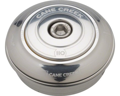 Cane Creek 110 ZS44/28.6 Short Cover Top Headset, Silver
