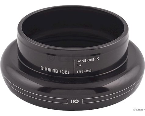 Cane Creek 110 Conversion Bottom Headset (Black) (EC44/40)