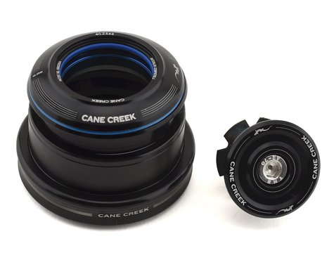 "Cane Creek 40 Tapered Headset (Black) (1-1/8"" to 1-1/2"") (ZS44/28.6) (EC49/40)"