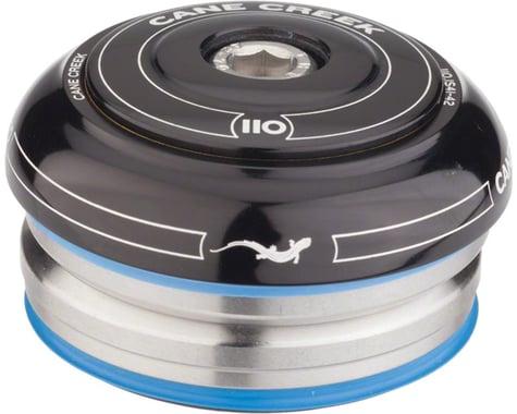Cane Creek 110 Short Cover Headset (Black) (IS42/30) (28.6mm Threadless)