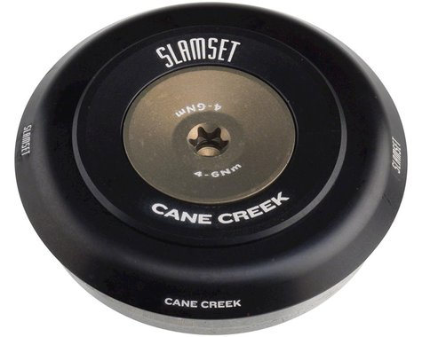 Cane Creek Slamset Top Headset (Black) (IS42/28.6)