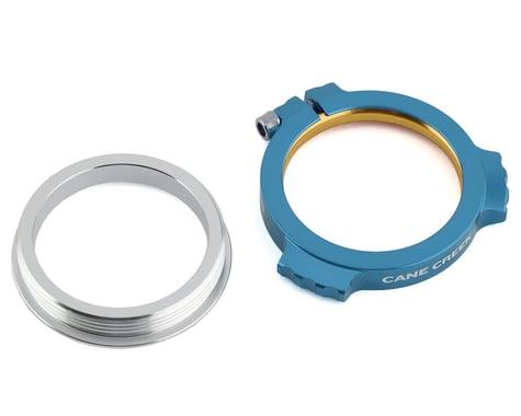 Cane Creek Alloy Preload Collar w/ Ti Bolt (Blue) (30mm/28.99mm)