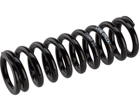 "Cane Creek DBcoil Rear Shock Spring (Black) (250lbs) (3.0"")"