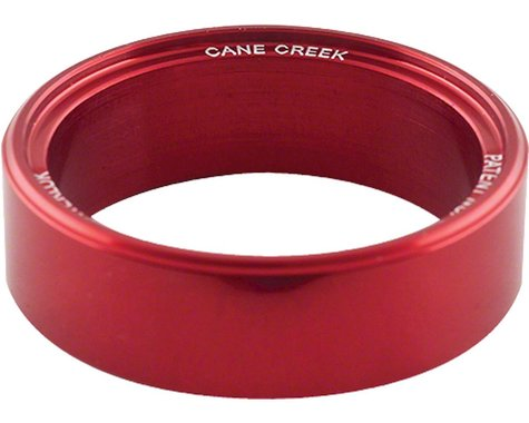 Cane Creek 110-Series Interlok Spacer (Red) (10mm)