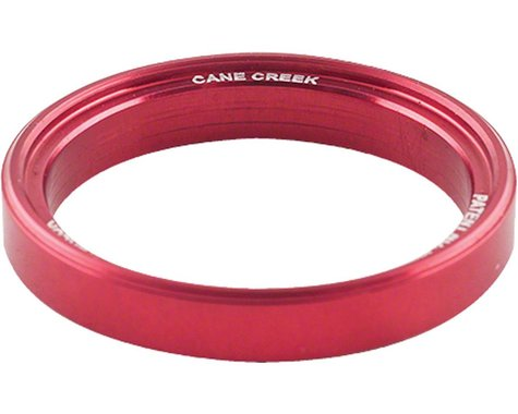 Cane Creek 110-Series Interlok Headset Spacer (Red) (5mm)