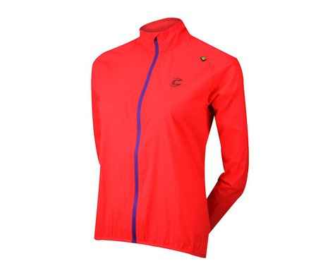 Cannondale Women's Pack Me Jacket (Coral)
