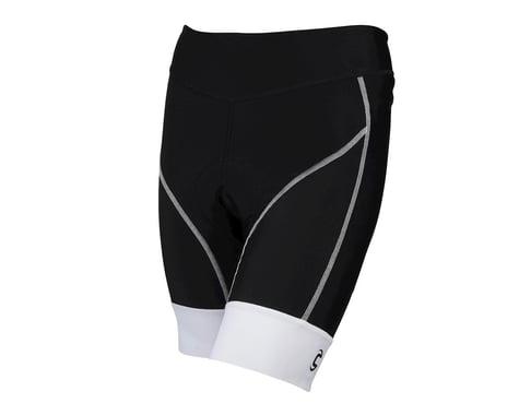 Cannondale Women's Performance 1 Shorts (Black/White) (X-Large 33-36)