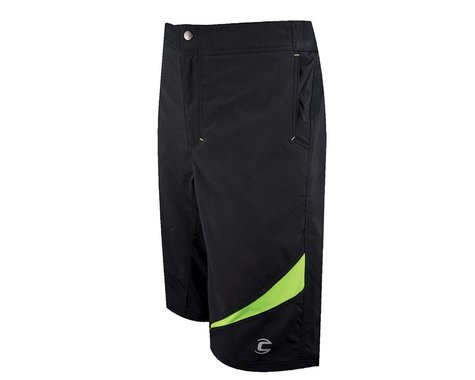 Cannondale Quick Baggy Shorts (Black)