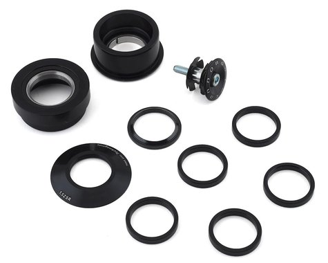 """Cannondale Headset Kit (1.5 to 1-1/8"""" Straight)"""