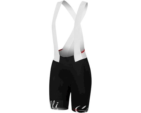 Castelli Women's Body Paint 2.0 Bib Shorts (Black)