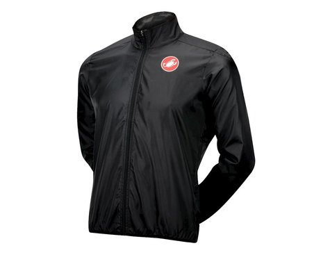Castelli Squadra Long Jacket (Black)