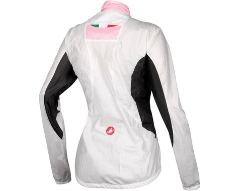 Castelli Women's Velo Jacket (White)
