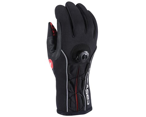 Castelli BOA Gloves (Black/Red)