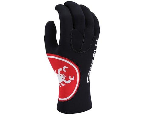 Castelli Diluvio Gloves (Black/White)