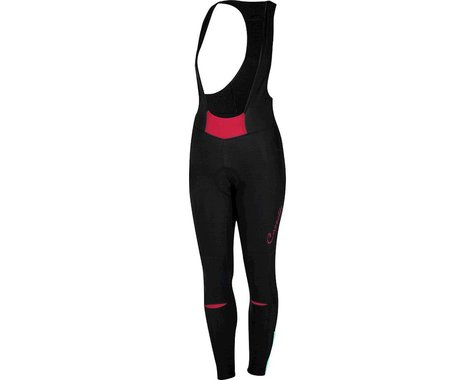 Castelli Women's Chic Bib Tights (Black/White)
