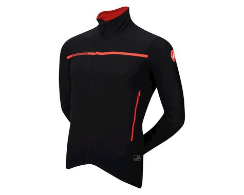Castelli Perfetto Long Sleeve Jacket (Black)