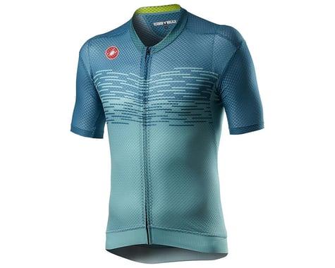 Castelli Insider Short Sleeve Jersey (Celeste) (S)