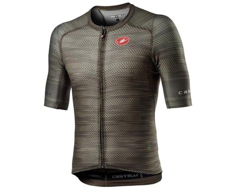 Castelli Climber's 3.0 SL Short Sleeve Jersey (Bark Green) (S)