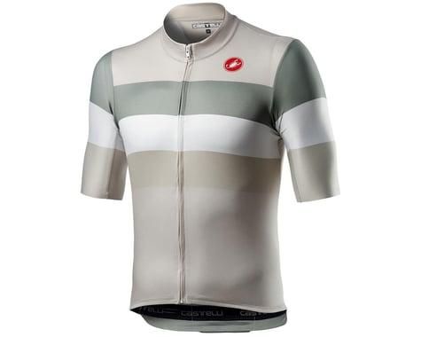 Castelli LaMitica Short Sleeve Jersey (Concrete Grey) (S)