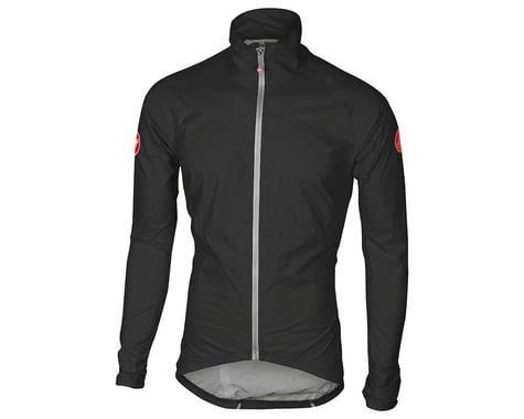 Castelli Emergency Rain Jacket (Black) (2XL)