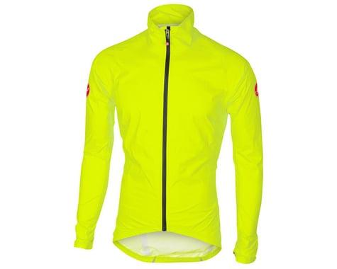 Castelli Squadra ER Jacket (Yellow Fluo) (XL)