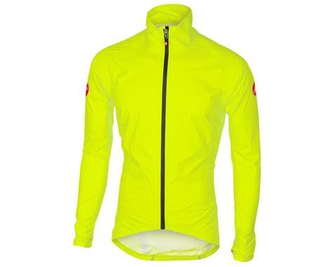 Castelli Squadra ER Jacket (Yellow Fluo) (2XL)
