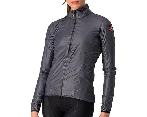Castelli Aria Women's Shell Jacket (Dark Grey) (XL)