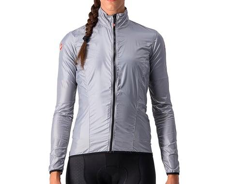Castelli Aria Women's Shell Jacket (Silver Grey) (XL)