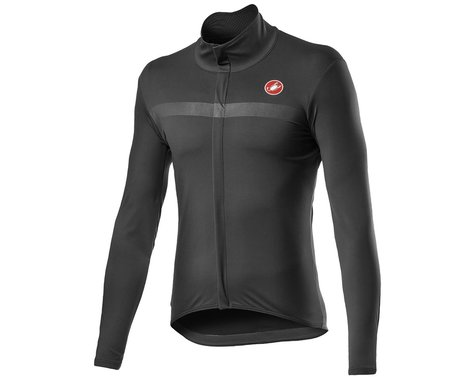Castelli Goccia Jacket (Dark Grey) (L)