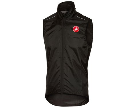 Castelli Squadra Vest (Black) (S)
