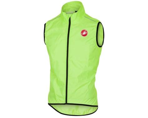 Castelli Squadra Vest (Yellow Fluo) (L)