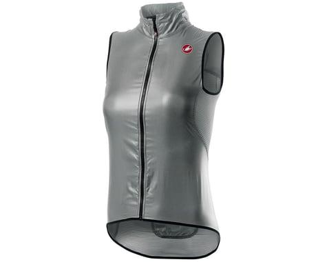 Castelli Women's Aria Vest (Silver Grey) (XL)