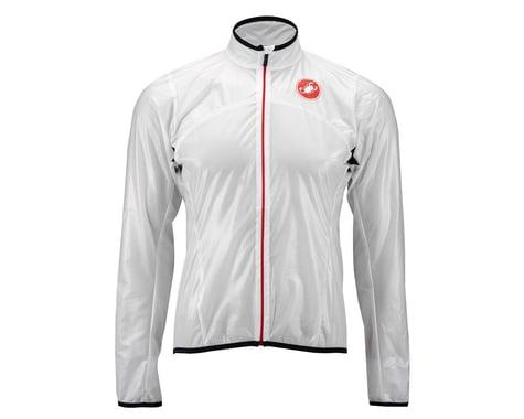 Castelli Sottile Due Jacket (White) (Xxxlarge)