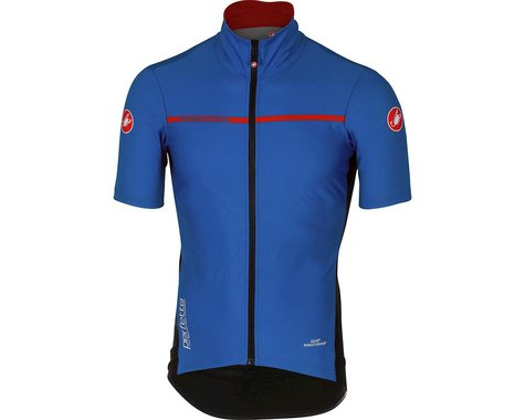 Castelli Perfetto Light Short Sleeve Jersey (Blue) (Xxxlarge)