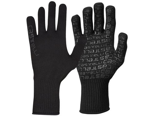 Castelli Corridore Long Finger Gloves (Black) (L/XL)