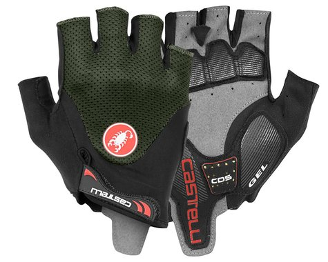 Castelli Arenberg Gel 2 Gloves (Military Green) (2XL)