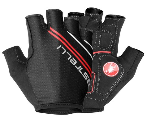 Castelli Dolcissima 2 Women's Gloves (Black) (M)