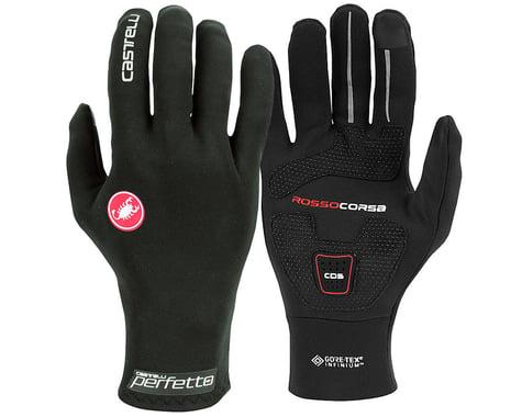 Castelli Perfetto RoS Long Finger Glove (Black) (L)