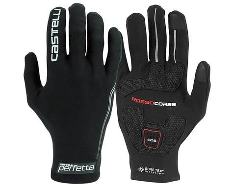 Castelli Perfetto Light Long Finger Gloves (Black) (L)