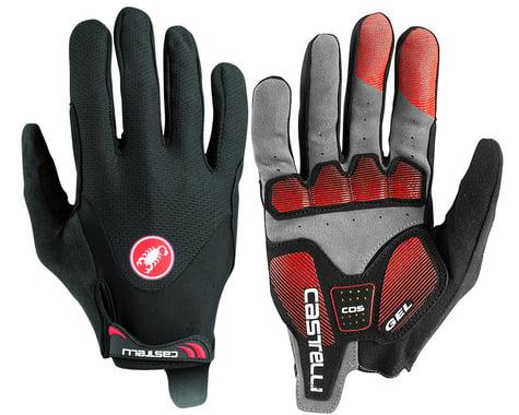 Castelli Arenberg Gel Long Finger Gloves (Black) (L)