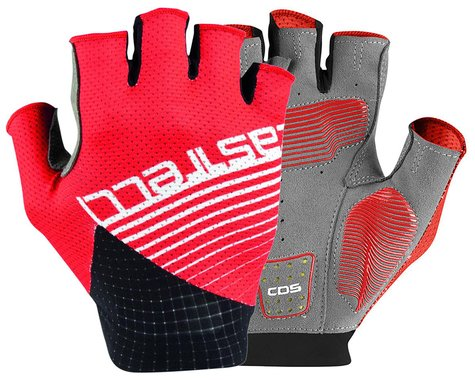 Castelli Competizione Short Finger Glove (Red) (XL)