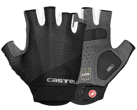 Castelli Roubaix Gel 2 Women's Gloves (Light Black) (L)