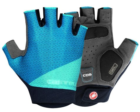 Castelli Roubaix Gel 2 Women's Gloves (Celeste) (L)