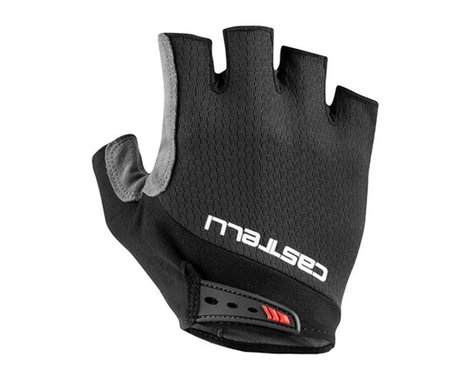 Castelli Entrata V Gloves (Light Black) (L)