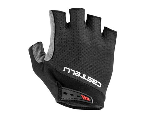 Castelli Entrata V Gloves (Light Black) (XL)