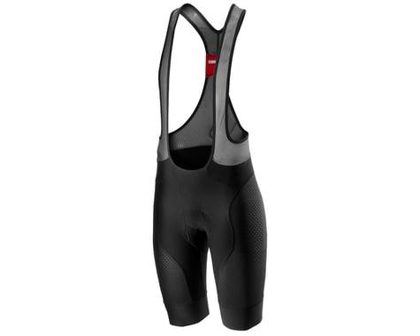 Castelli Free Aero Race 4 Bib Shorts (Black) (L)